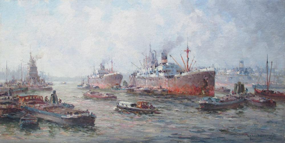 Maashaven Rotterdam