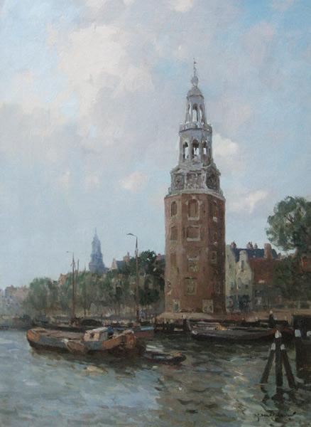 Montelbaantoren Amsterdam