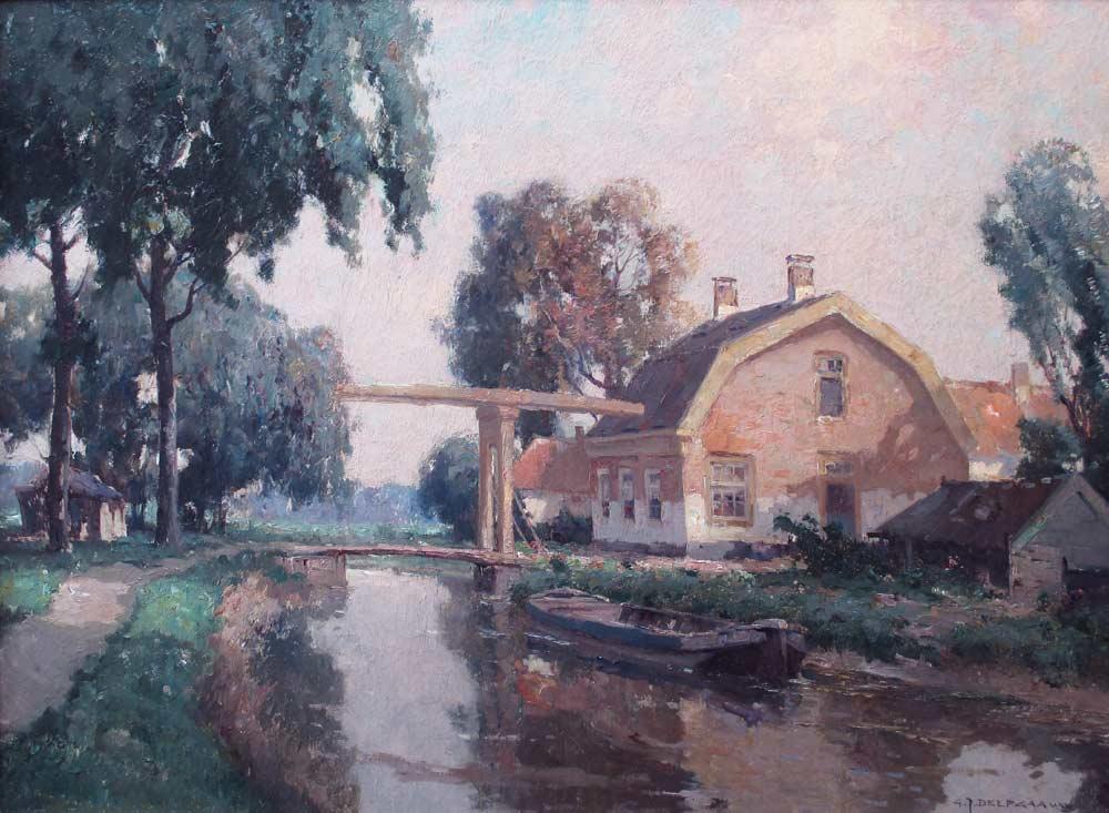 Broeksloot bij Rijswijk
